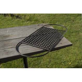 Iron Long Grill with Handle