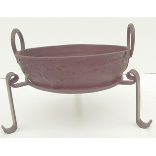 Original Fire Bowl with Stand (Without Grill)