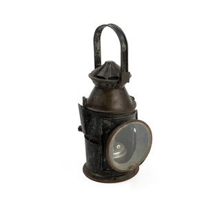 Vintage Railway Signal Lantern